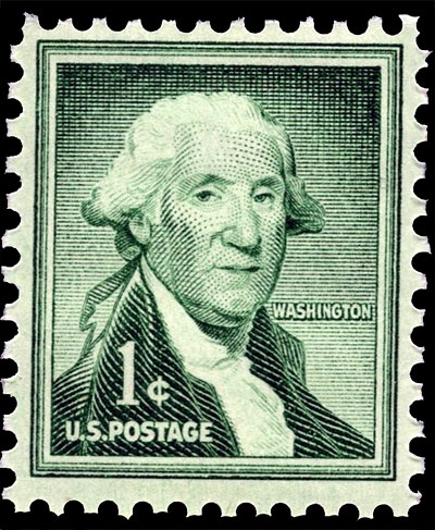 Washingtonstamp